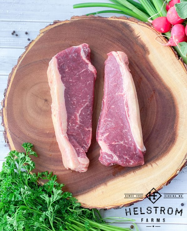 new york strips grass fed