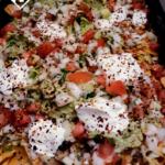 grass fed beef nachos