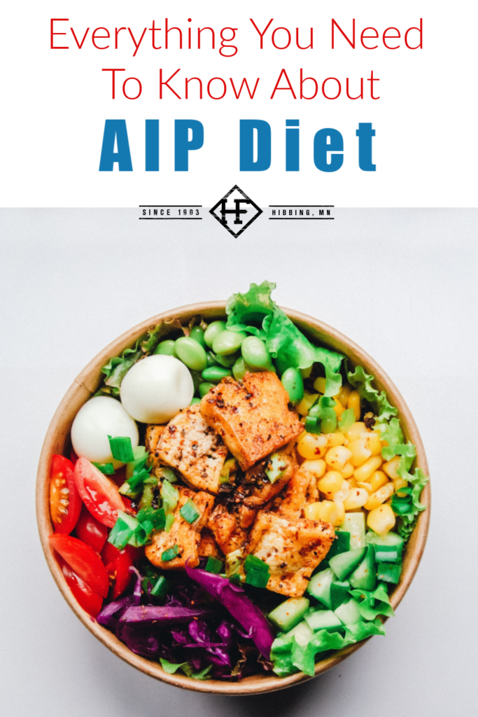 AIP food list